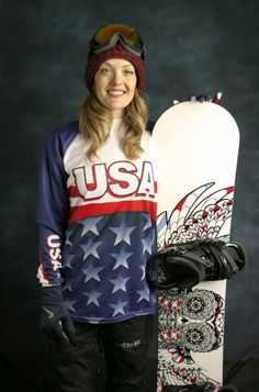 Double-Amputee Snowboarder @Amy Purdy Rules Slopes