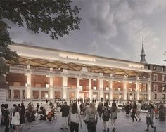 Foster + Partners and Rubio Arquitectura to tackle Madrid's Museo del Prado expansion