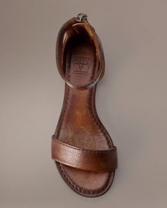 Carson Ankle Zip - Women_Shoes_Sandals - The Frye Company