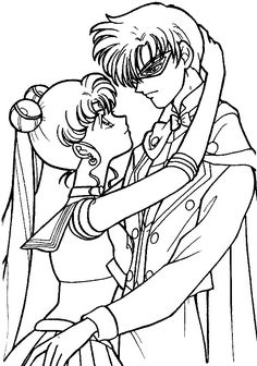 sailor_moon_and_endymion_coloring_page_by_sailortwilight-d5bzgoi.jpg (584×833)