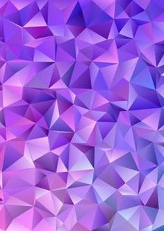 Huge collection of FREE vector designs: Abstract geometrical triangle tile mosaic background - vector graphic from triangles in purple tones Geometric Graphic Design, Graphic Design Pattern, Triangle Design, Triangle Pattern, Graphic Patterns, Triangle Background, Vector Background, Wall Patterns, Textures Patterns
