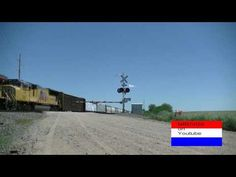 BNSF & Union Pacific Action from Hastings to Grand Island on May 29,2016
