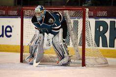 Worcester Sharks goaltender Troy Grosenick (Nov. 23, 2013).
