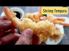 How to make Shrimp Tempura (Tokyo Style) - YouTube