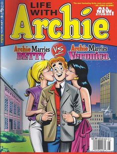 Life With Archie Kids Magazine Featuring Betty And Veronica All New Stories 2011 Archie Comic Books, Old Comic Books, Comic Book Covers, Old Comics, Vintage Comics, Best Memories, Childhood Memories, Archie Betty And Veronica, Archie Comics Riverdale