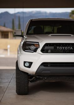 Toyota Celica, Toyota Supra, Tacoma World, 2015 Toyota Tacoma, Tacoma Truck, Chrome Wheels, Super White, Take Better Photos, Old Trucks