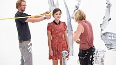Doctor Who 7x10 - Journey to the Centre of the TARDIS - Behind the Scenes
