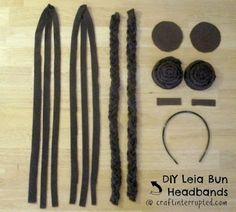 DIYLeiaBunHeadbands