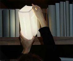 Light Up Book Lamp $99.95