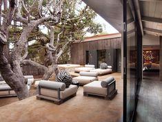 Pebble Beach Residence by Conrad Design Group (11)