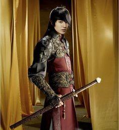 Lee Min Ho in Faith - KDrama