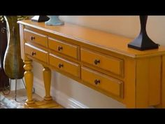 Grand Island Console Table - Her Tool Belt