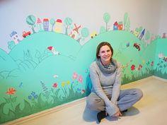 wallpainting  by Szisz