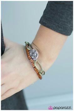 The Woodlanders - green bracelet