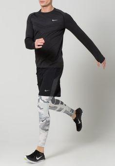 Nike Performance - PRO COMBAT - Unterhose lang - white/cool grey/anthracite