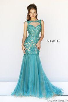 Sherri Hill  Dress 21305 at Prom Dress Shop guaranteed in stock