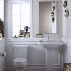 Wainscoting Design Ideas, Pictures, Remodel, and Decor - page 12