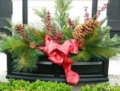 4bc8450aed97a Unique Ideas For Outdoor Christmas Decorations 05   christmasdecorideasunique Country Christmas