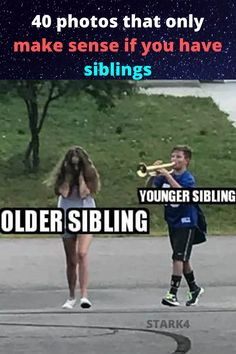 Having siblings is always a roller coaster ride. There are moments where you're having fun then a few moments later, you're already arguing without you noticing it. Nevertheless, having siblings is also one of the best things in the world.