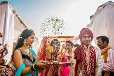 Rituals - The Wedding Rituals! Photos, Hindu Culture, Black Color, Groom Sherwani, Mangtika, Wedding pictures, images, vendor credits - Manyavar, Going Bananas Photography, Makeovers By Sukanya, WeddingPlz