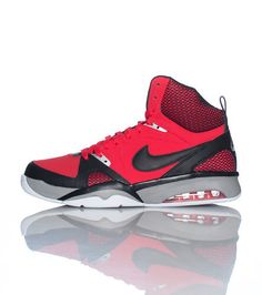 5df0ba1db27 NIKE+Men s+high+top+sneakers+Lace+up+closure+