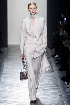 Pin for Later: The 10 Milan Fashion Week Trends Everyone Will Be Wearing This Fall  Bottega Veneta