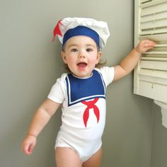 Stay Puft Baby Onesie and Costume