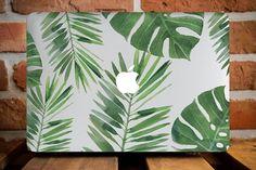 Tropical Leaves MacBook Air 13 Hard Case MacBook Air Case 13