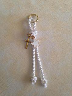 10pcs Martyrika Key chains Baptism Favors-Greek Orthodox Baptism