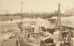 Construction - Fondation Photographe L Emile Durandelle ( 1833.1917)
