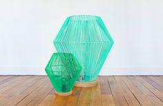 http://www.elsarande.com  - lampe à poser - collection 2013