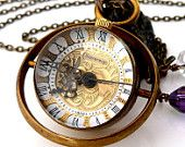 a more detailed and beautiful time turner...