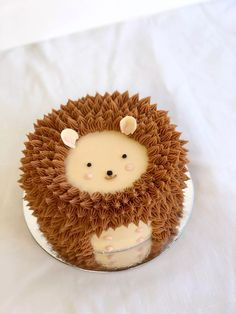 Hedgehog Cake That's Too Cute To Eat! - Cake Style