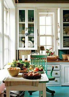 love this country kitchen