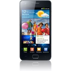 Samsung Galaxy S2 I9100 GSM Android Cell Phone, Black (Unlocked)