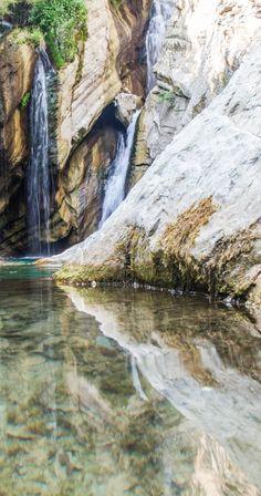 Bogove Albania Waterfall #beautiful