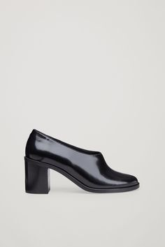 COS | Chunky leather heels