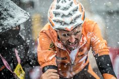Winning and losing - A look back at 2013 Horrendous weather made an already difficult Giro d'Italia even harder for Samuel Sánchez. The 2008 Olympic champion rode a quiet Giro to 12th overall — not enough to save the Euskaltel-Euskadi team, which shutters at year's end. Photo: BrakeThrough Media | VeloNews.com