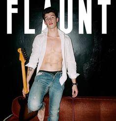 Shawn in Flaunt Magazine #shawnmendes #flaunt