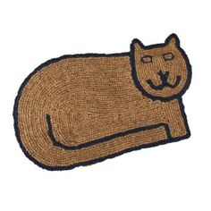 Kitty Clean Doormat from Ten Thousand Villages