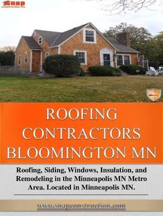 Click this site http://www.snapconstruction.com/category/residential/roofing/ for more information on Roofing Companies Bloomington MN.