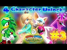 ABM: Mario & Sonic Rio 2016 Olympics Games!! Walkthrough 4 !! HD - YouTube