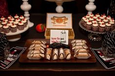 Godfather Themed Party | My Sweet and Saucy