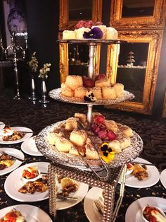 Event catering and Presentation