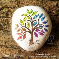 Rock Painting Patterns, Rock Painting Ideas Easy, Rock Painting Designs, Pebble Painting, Pebble Art, Stone Painting, Painted Rocks Craft, Hand Painted Rocks, Stone Crafts