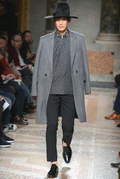 Les Hommes Men's RTW Fall 2014 - Slideshow - Runway, Fashion Week, Fashion Shows, Reviews and Fashion Images - WWD.com
