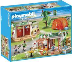 Playmobil Camp Site Play Set