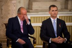 Abdication Of King Juan Carlos of Spain, & Inauguration Of King Felipe VI