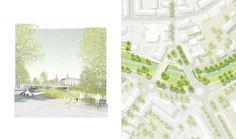 bbzl (2013): Öffnung der Kamener Innenstadt zur umgestalteten Seseke, Kamen (DE), via competitionline.com