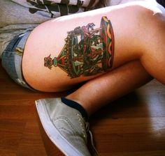 carousel tattoo - Google Search